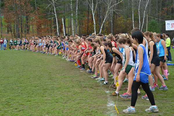 Girls Challenge Race