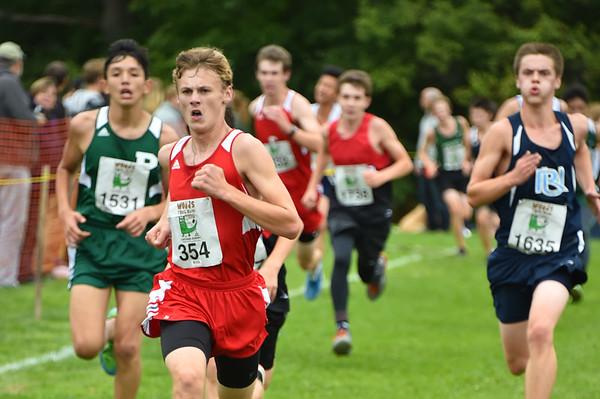Boys 3 Woods Trail Run 2016-10-01