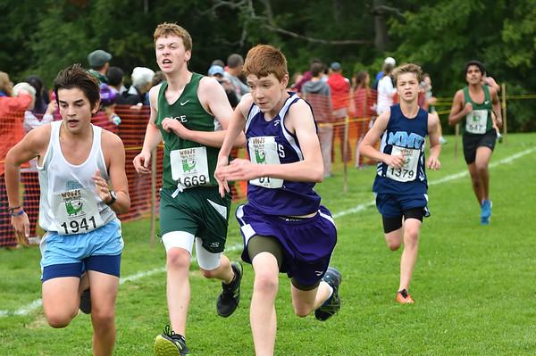 Boys 5 Woods Trail Run 2016-10-01