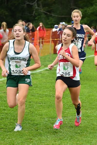 Girls 2 Woods Trail Run 2016-10-01