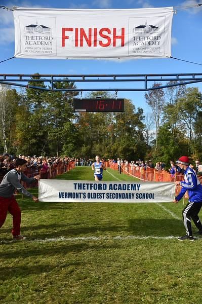 Boys 1 Woods Trail Run 2015-10-03
