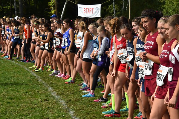 Girls 3 Woods Trail Run 2015-10-03