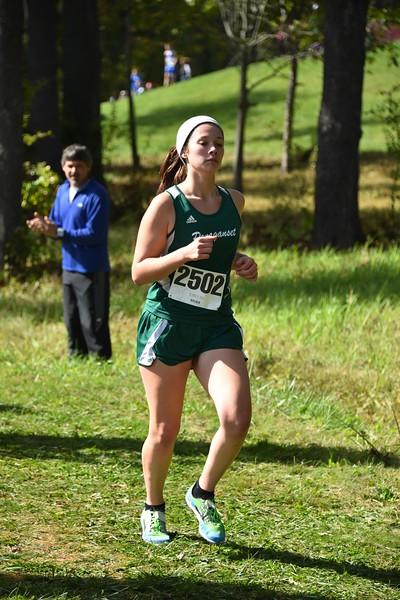 Girls 5 Woods Trail Run 2015-10-03