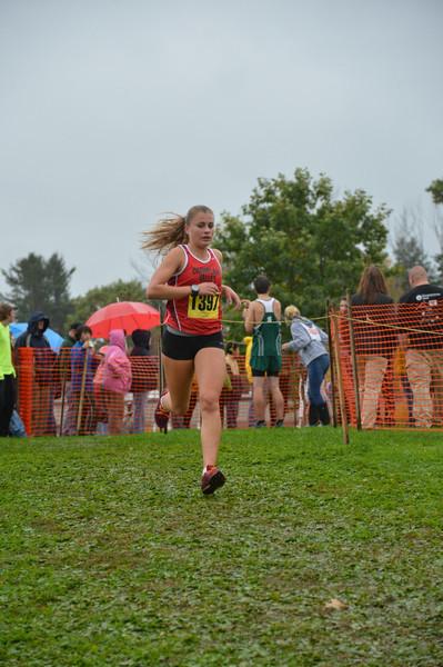 2012-10-06 Woods Trail Run Girls 1