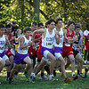 2011 Varsity Cross Country at GCL Championship :