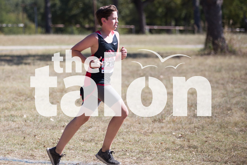 The Eagles travel to Decatur to compete at the regional cross country meet.Cross Country 10-11-17 at Reunion Grounds Park  in Decatur , Texas, on October, 11, 2017. (Sarah Berney / The Talon News)