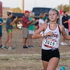 The Argyle Eagles Cross Country team Competes in their second meet of the season at Kennedale High School in Kennedale, Texas, on August 23, 2019. (Andrew Fritz | The Talon News)