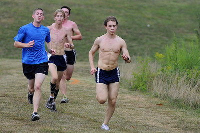 DHS XC - Alumni Run & Time Trials