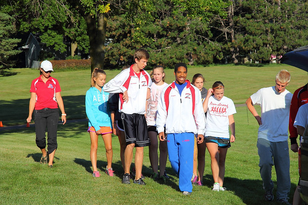 Cross Country Run 2012