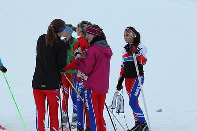 Cross Country Ski 2012-2013