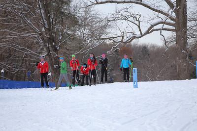 Feb 4 2013: Section Meet Girls Skate