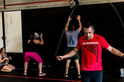 15.3 at Armor CrossFit