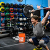 "17.3 at Active Life Athletics CrossFit Island Park  <a href=""http://www.activelifeathletics.com"">http://www.activelifeathletics.com</a> - please tag @activelifeathletics and @supercleary if you post online"