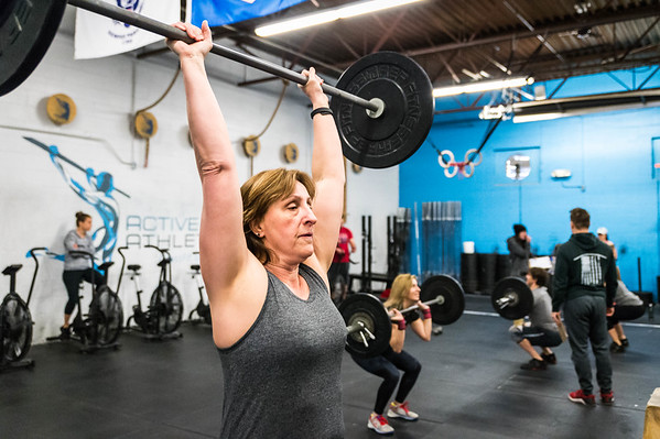 """18.5 at CrossFit Island Park: Please tag @crossfitislandpark and @supercleary if you post online.  More images at  <a href=""""http://www.superclearyphoto.com"""">http://www.superclearyphoto.com</a>"""