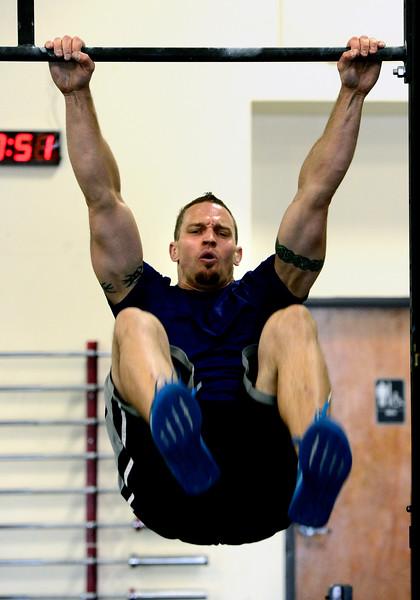 CrossFit Lefthand