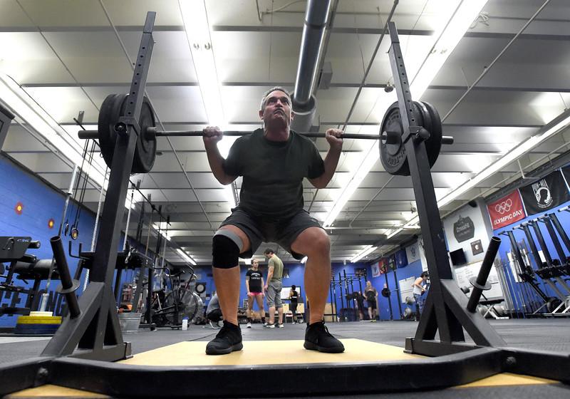 11737b4bda3 Longmont CrossFit instructor takes pride in class  intensity ...