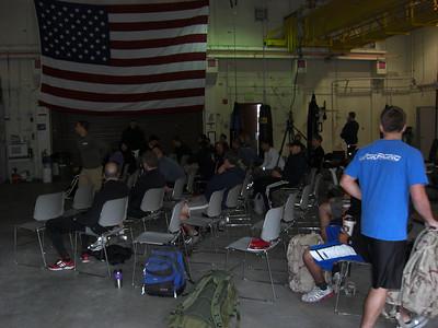 CrossFit at SQT 12-15-07