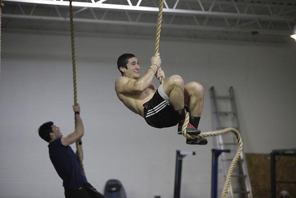 Hammerhead Fitness WNY CrossFit Challenge Series - Round 2