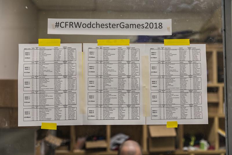 #CFRWODchesterGames2018