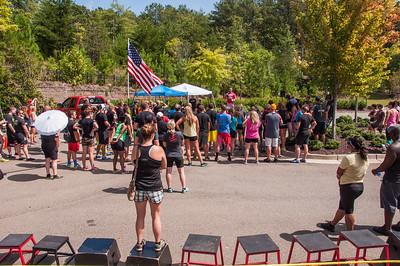 CrossFit Cherokee Homecoming 2014