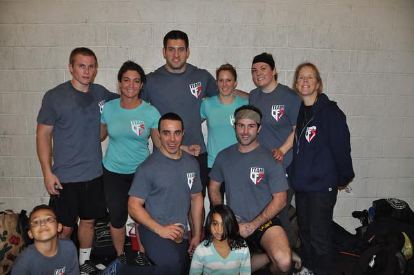 CrossFit Hoboken Winter Challenge 2011