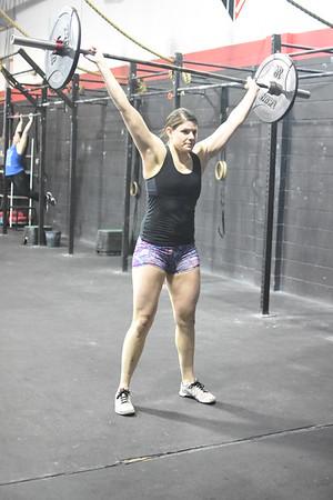 CrossFit Open - 16.3
