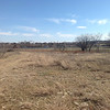 "Standing where our ""sanctuary"" will eventually be built, looking at N.W. Loop 820 which runs by our property."