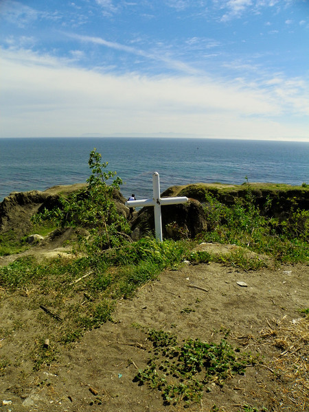 "San Pedro's Sunken City Cross, see - <a href=""http://onecoolthingeveryweekend.com/2012/10/19/lost-sunken-city-in-san-pedro/"">http://onecoolthingeveryweekend.com/2012/10/19/lost-sunken-city-in-san-pedro/</a>"