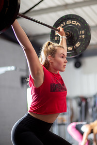 Cardiff Weight Lifting Photography