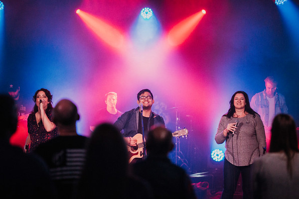 Crossline Prayer & Worship 3-8-2018