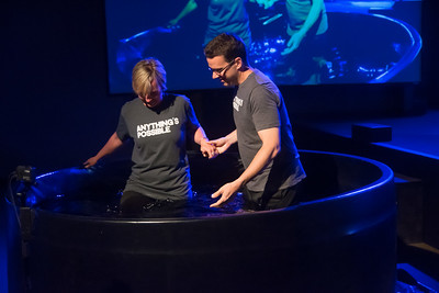 Crosspoint Bellevue Baptism 2nd Service 5-7-17