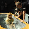 1,180 people served!<br /> 35 first time visitors!!<br /> 41 Baptisms!!!<br /> 6 people accepted Christ!!!!