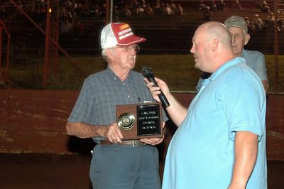 J Paul Smith, Original Owner of Crossville Raceway