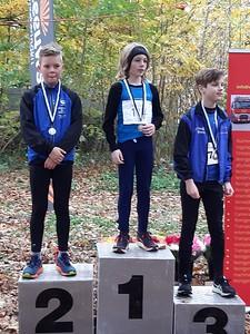 Thijs, 2e plaats