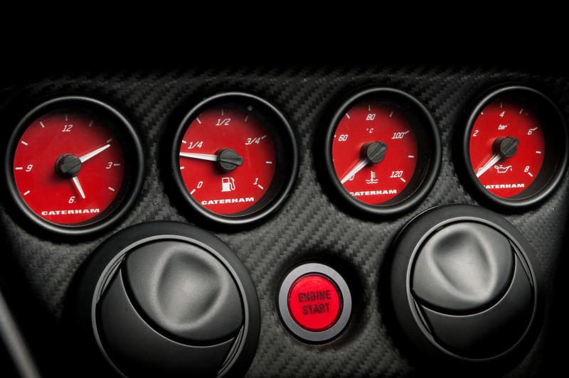 Caterham CSR SV Supercharged
