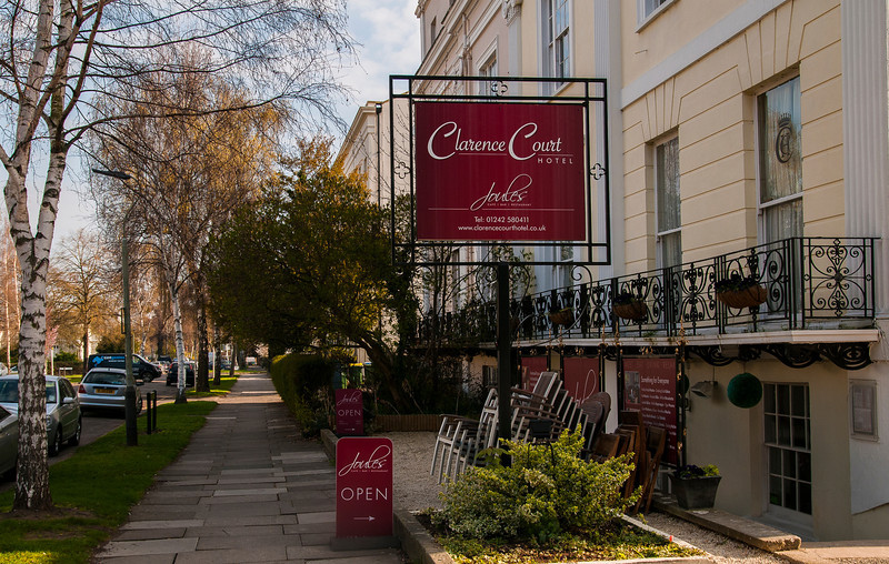 Clarence Court Hotel, Cheltenham, Gloucestershire, UK -www.Clarencecourthotel.co.uk