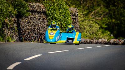 Sidecar race 1