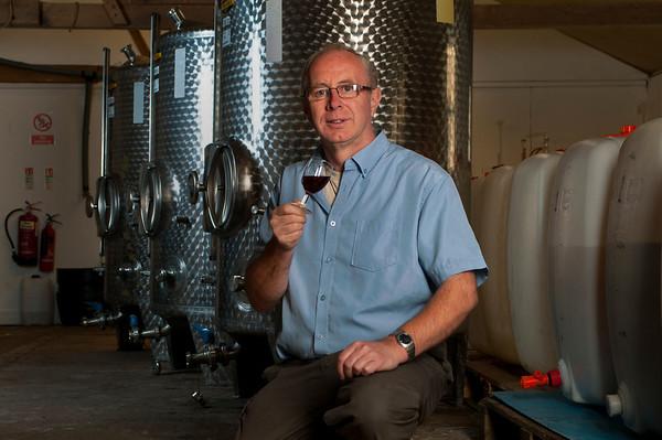 Derek Jones of DJ Wines, Monk Sohom, Suffolk , www.dj-wines.com