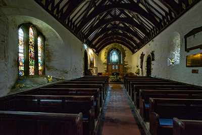 St Materiana's Church Tintagel