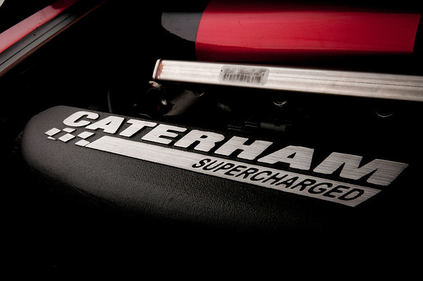 Caterham CSR SV Supercharged
