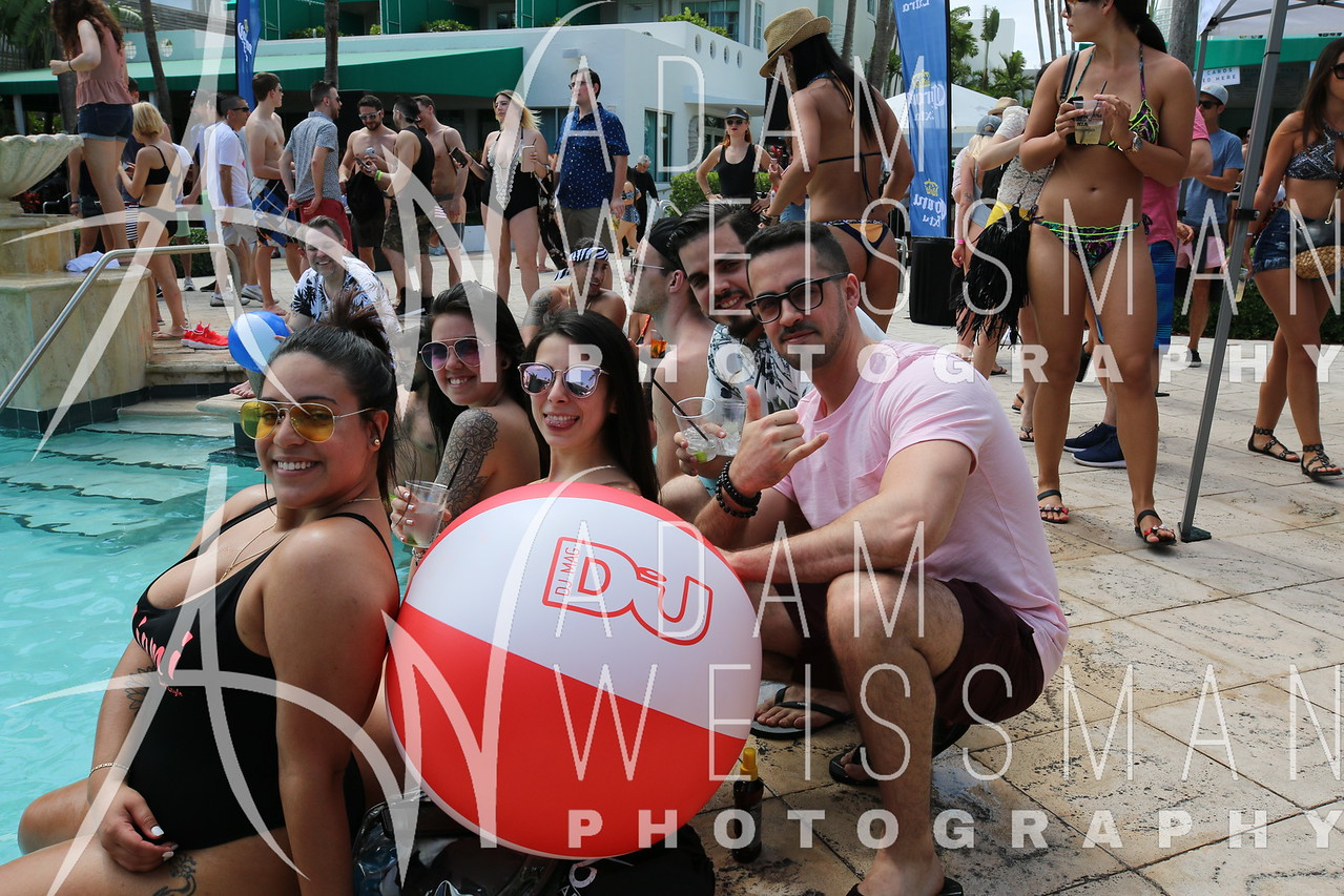 Crowd Photos at DJ Mag Party 2018