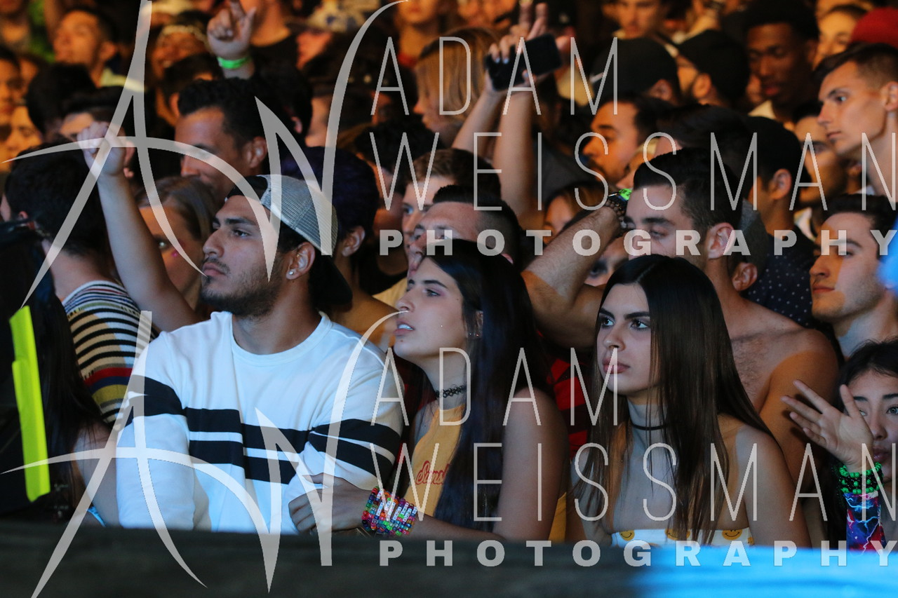 Crowd Pics at DIM MAK Party 2018