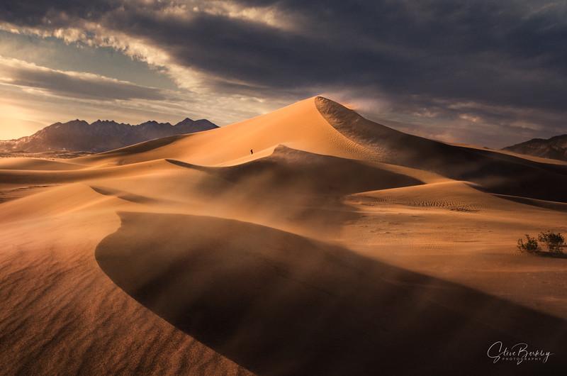 Sandstorm at Ibex