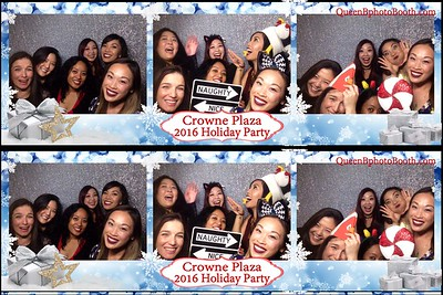 Crowne Plaza Employee Holiday Party 2016