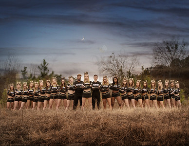 Crowned ELITE TEAM IMAGES- SOLID GOLD S4C