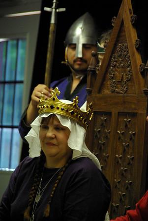 Queen Sabine