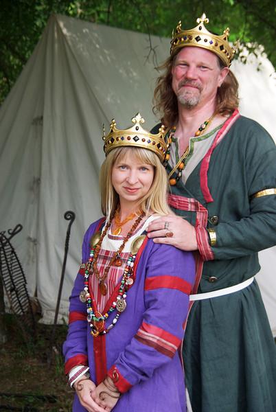 Amber & Ailgheanan - Meridies