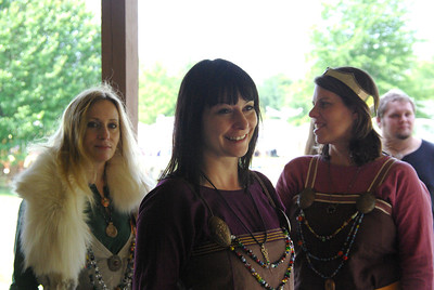 Gwen, Diane, & Lyzanor