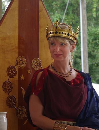 Queen Amber