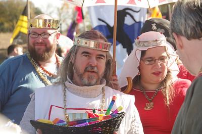 Sir Grimbaldus Bacon & Mistress Bethany Bacon